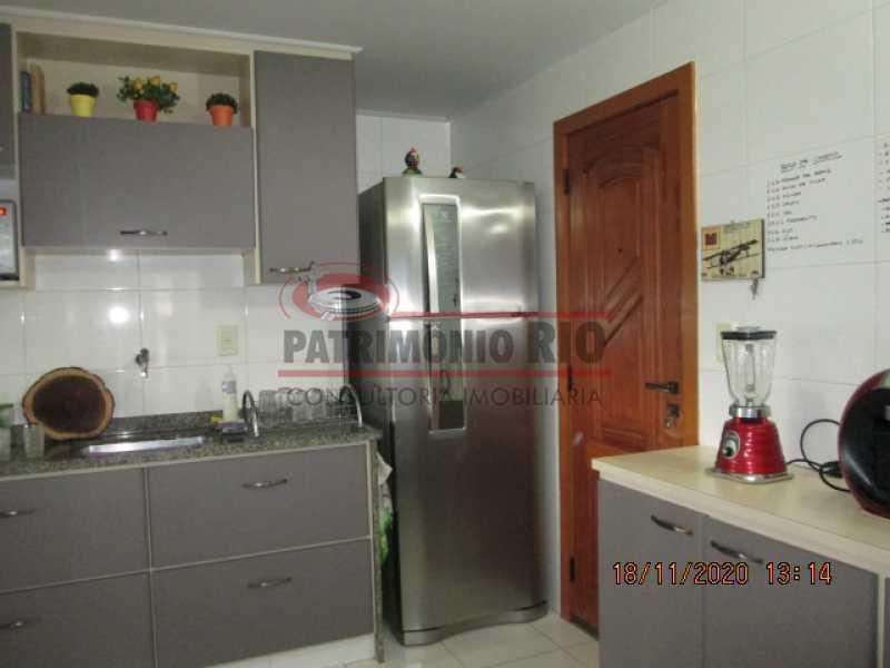 IMG_1815 - Excelente Apartamento Semi - Luxo, 2quartos, dependência completa, vaga de garagem escritura - Cachambi - PAAP24077 - 21