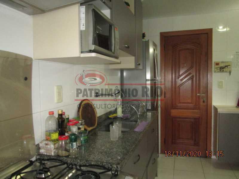 IMG_1816 - Excelente Apartamento Semi - Luxo, 2quartos, dependência completa, vaga de garagem escritura - Cachambi - PAAP24077 - 22