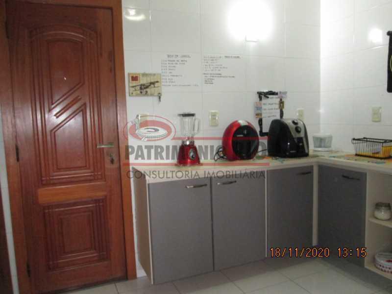 IMG_1817 - Excelente Apartamento Semi - Luxo, 2quartos, dependência completa, vaga de garagem escritura - Cachambi - PAAP24077 - 23