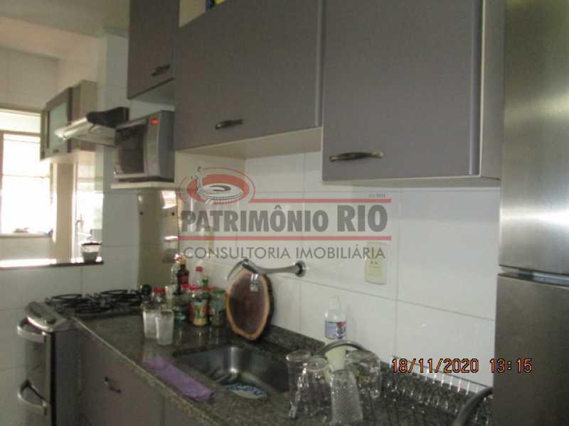 IMG_1818 - Excelente Apartamento Semi - Luxo, 2quartos, dependência completa, vaga de garagem escritura - Cachambi - PAAP24077 - 24