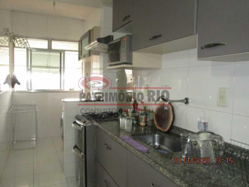 IMG_1819 - Excelente Apartamento Semi - Luxo, 2quartos, dependência completa, vaga de garagem escritura - Cachambi - PAAP24077 - 25