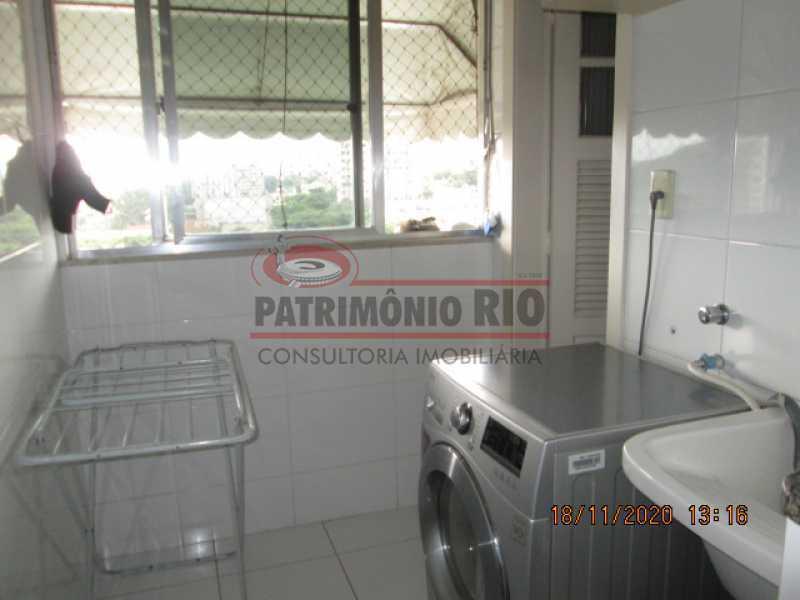 IMG_1820 - Excelente Apartamento Semi - Luxo, 2quartos, dependência completa, vaga de garagem escritura - Cachambi - PAAP24077 - 26