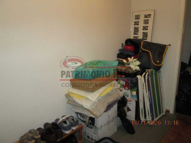 IMG_1821 - Excelente Apartamento Semi - Luxo, 2quartos, dependência completa, vaga de garagem escritura - Cachambi - PAAP24077 - 27
