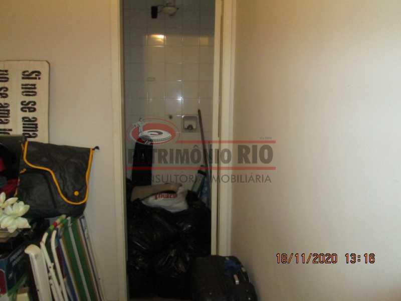 IMG_1822 - Excelente Apartamento Semi - Luxo, 2quartos, dependência completa, vaga de garagem escritura - Cachambi - PAAP24077 - 28