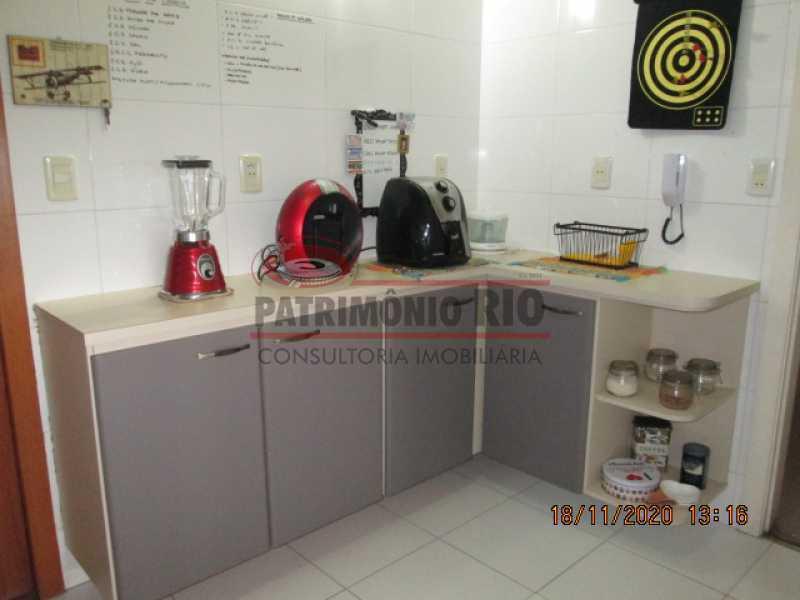 IMG_1824 - Excelente Apartamento Semi - Luxo, 2quartos, dependência completa, vaga de garagem escritura - Cachambi - PAAP24077 - 30
