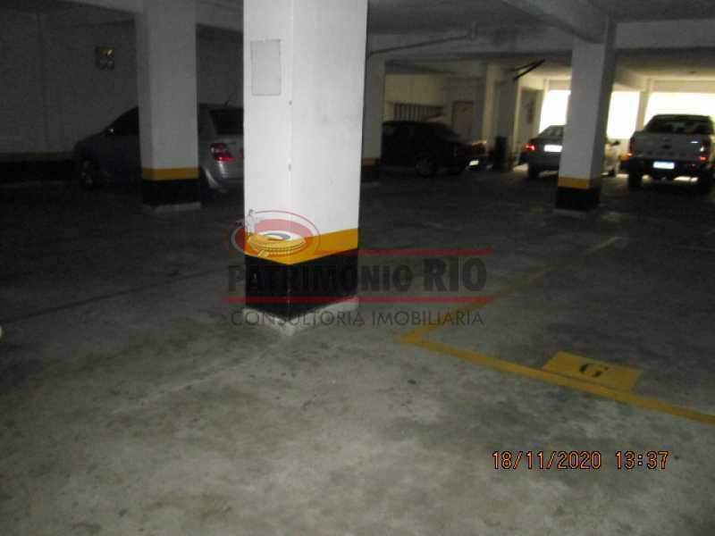 IMG_1825 - Excelente Apartamento Semi - Luxo, 2quartos, dependência completa, vaga de garagem escritura - Cachambi - PAAP24077 - 31