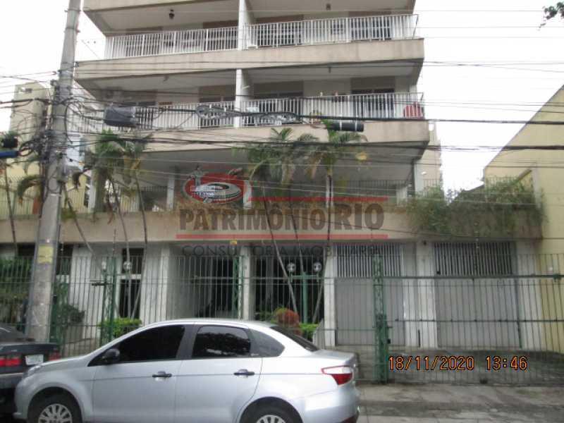IMG_1839 - Excelente Apartamento Semi - Luxo, 2quartos, dependência completa, vaga de garagem escritura - Cachambi - PAAP24077 - 1