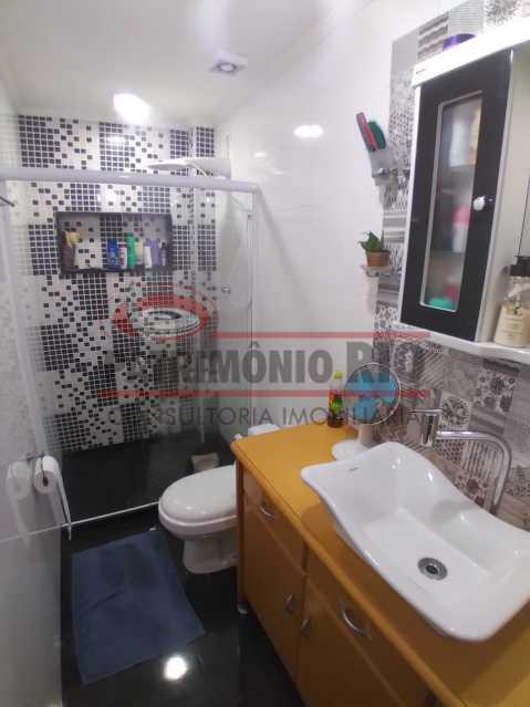 12 - Apartamento 1quarto Vila Kosmos - PAAP10463 - 13