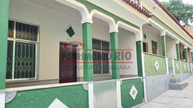 2 - Casa de Vila linear reformada com 01 quarto amplo,varanda e área externa entrar e morar. - PACV10052 - 3