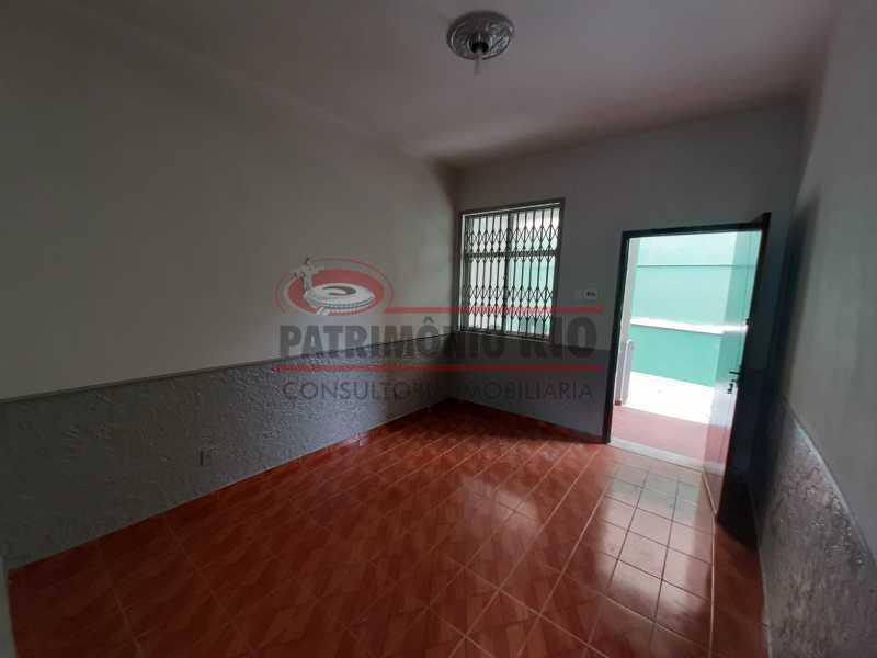 4 - Casa de Vila linear reformada com 01 quarto amplo,varanda e área externa entrar e morar. - PACV10052 - 5