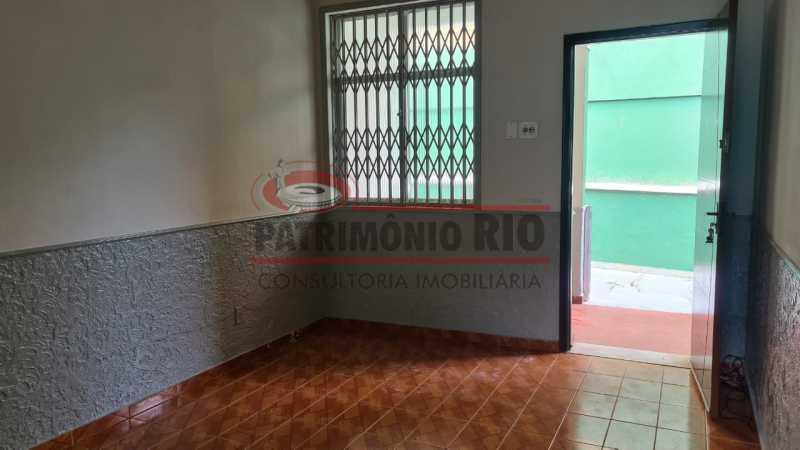 5 - Casa de Vila linear reformada com 01 quarto amplo,varanda e área externa entrar e morar. - PACV10052 - 6