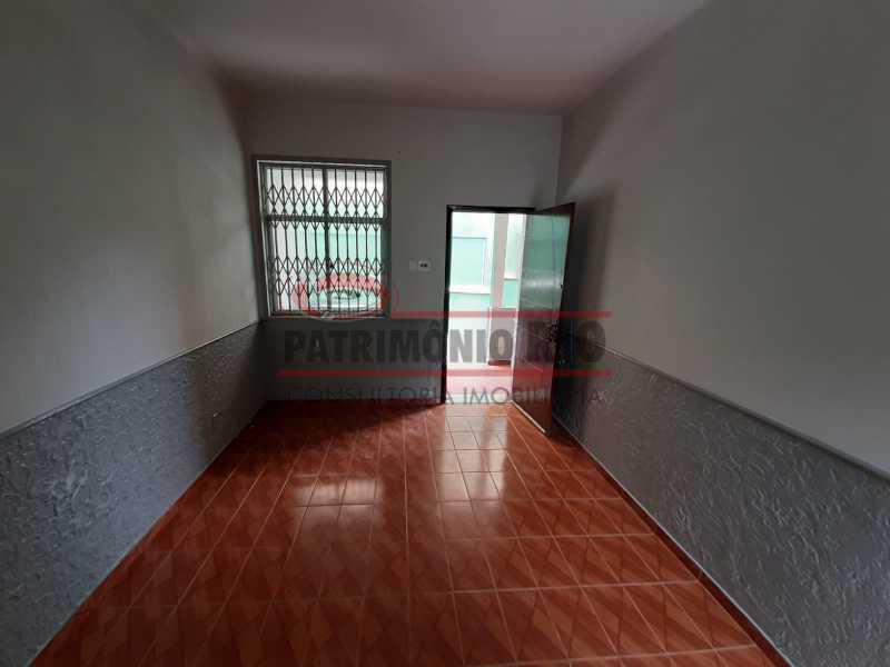 6 - Casa de Vila linear reformada com 01 quarto amplo,varanda e área externa entrar e morar. - PACV10052 - 7