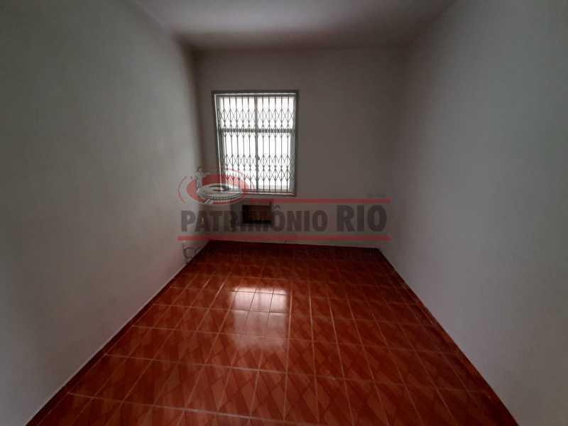 9 - Casa de Vila linear reformada com 01 quarto amplo,varanda e área externa entrar e morar. - PACV10052 - 10