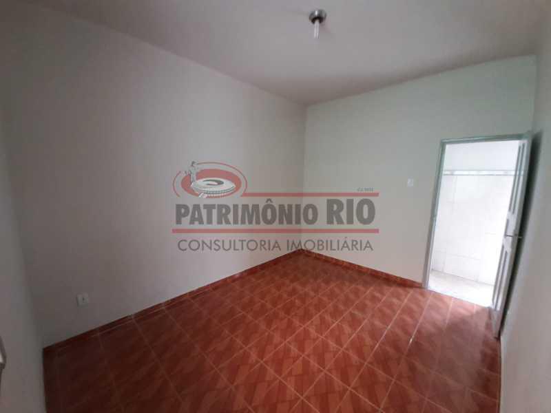 10 2 - Casa de Vila linear reformada com 01 quarto amplo,varanda e área externa entrar e morar. - PACV10052 - 11