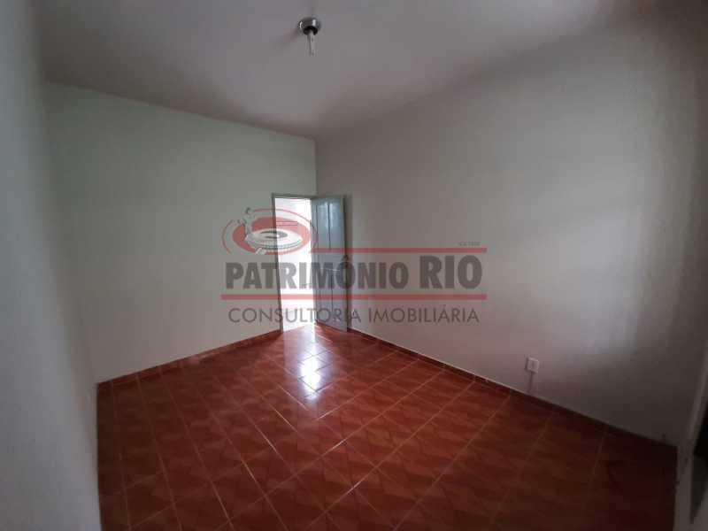 11 2 - Casa de Vila linear reformada com 01 quarto amplo,varanda e área externa entrar e morar. - PACV10052 - 12