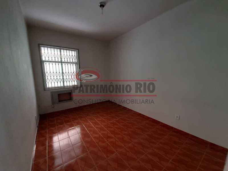 12 2 - Casa de Vila linear reformada com 01 quarto amplo,varanda e área externa entrar e morar. - PACV10052 - 13