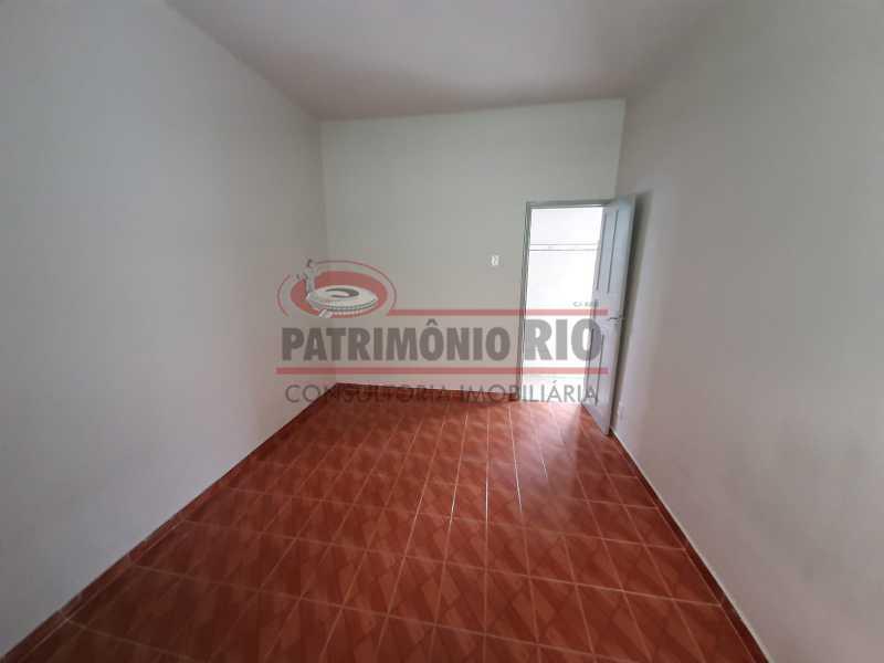 13 2 - Casa de Vila linear reformada com 01 quarto amplo,varanda e área externa entrar e morar. - PACV10052 - 14