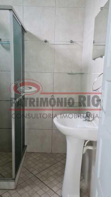 18 2 - Casa de Vila linear reformada com 01 quarto amplo,varanda e área externa entrar e morar. - PACV10052 - 19
