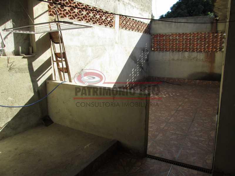 IMG_8474 - Casa de vila - 3qtos com terraço - PACV30049 - 22