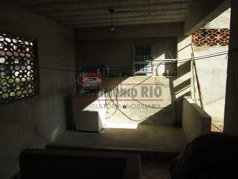 IMG_8476 - Casa de vila - 3qtos com terraço - PACV30049 - 24