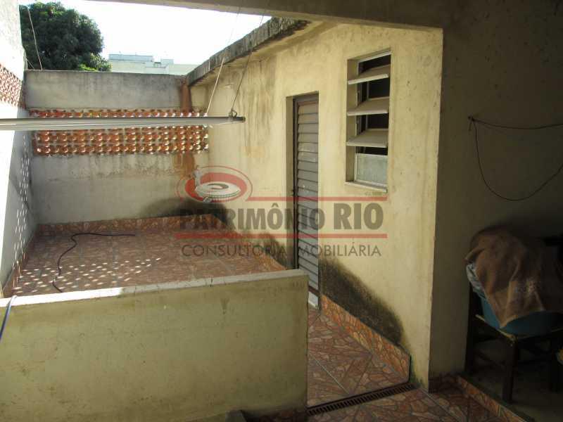 IMG_8477 - Casa de vila - 3qtos com terraço - PACV30049 - 25