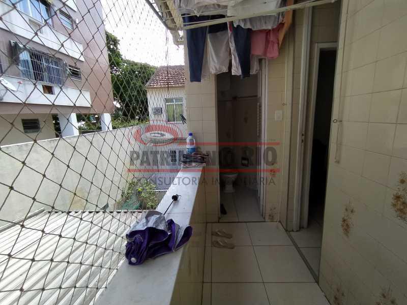 IMG_20201125_133431 - Apartamento 3quartos Vila Isabel - PAAP31037 - 28