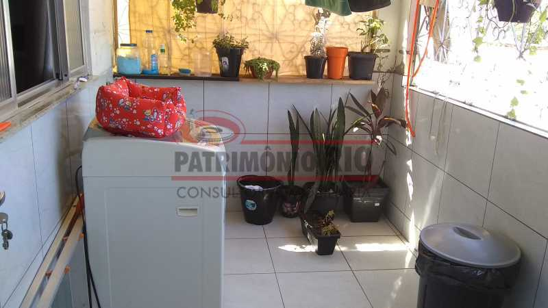 IMG_20201127_140915691 - Aceitando Financiamento - amplo apartamento tipo casa. - PAAP31041 - 22