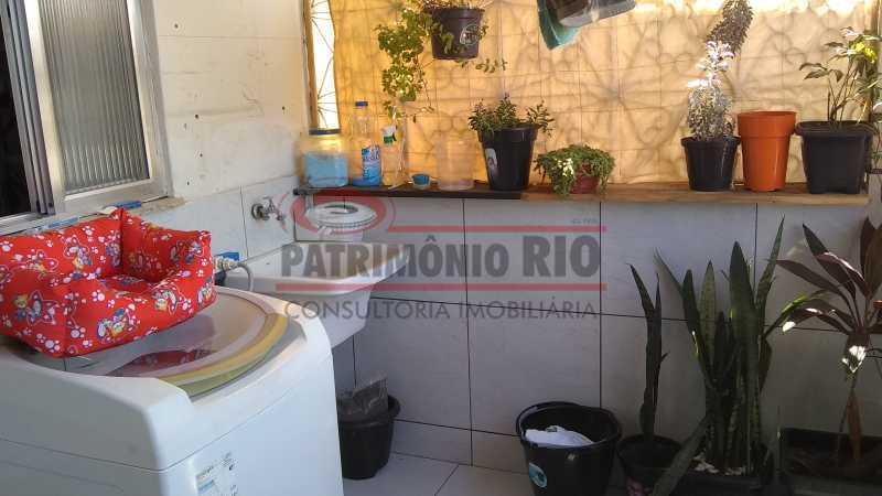 IMG_20201127_140926257 - Aceitando Financiamento - amplo apartamento tipo casa. - PAAP31041 - 24