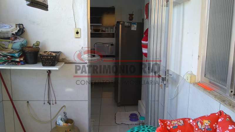 IMG_20201127_140933067 - Aceitando Financiamento - amplo apartamento tipo casa. - PAAP31041 - 25