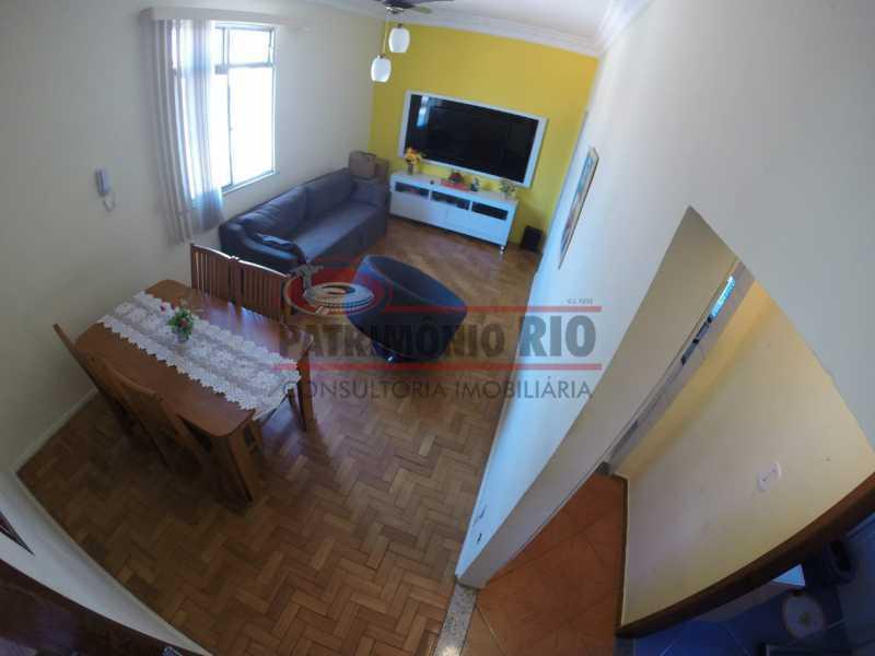 1 - sala 1. - 2quartos em área nobre do Bairro - PAAP24099 - 3