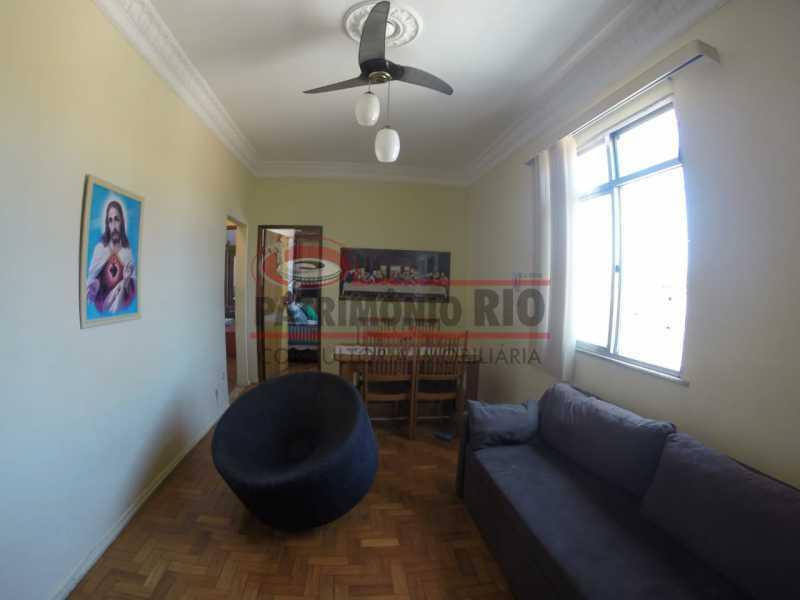 1 - sala 2. - 2quartos em área nobre do Bairro - PAAP24099 - 1