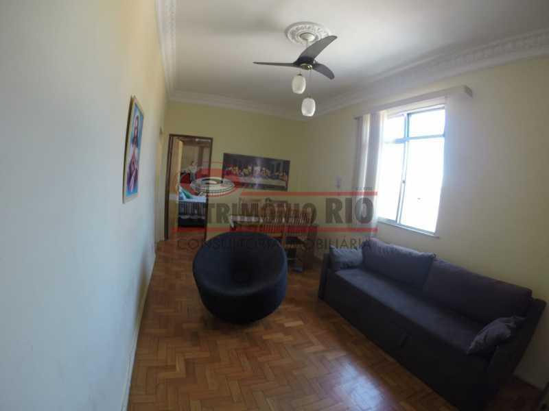 1 - sala 3. - 2quartos em área nobre do Bairro - PAAP24099 - 4
