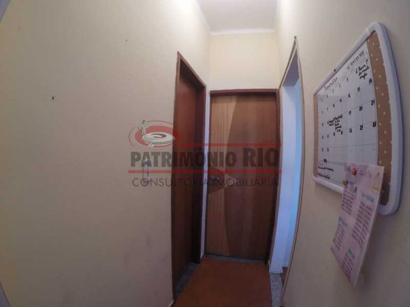 4 - circulação. - 2quartos em área nobre do Bairro - PAAP24099 - 14