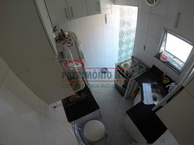 6 - cozinha 1. - 2quartos em área nobre do Bairro - PAAP24099 - 17