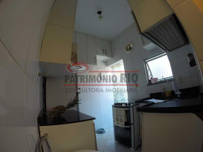 6 - cozinha 2. - 2quartos em área nobre do Bairro - PAAP24099 - 18