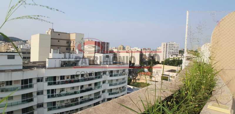1 - 3quartos com suíte, 2vagas no Condomínio Vila Carioca - PAAP31044 - 18
