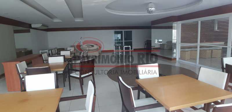1 - 3quartos com suíte, 2vagas no Condomínio Vila Carioca - PAAP31044 - 23