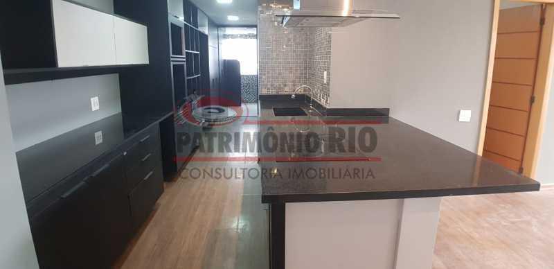 1 - 3quartos com suíte, 2vagas no Condomínio Vila Carioca - PAAP31044 - 4