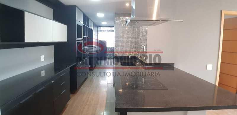 1 - 3quartos com suíte, 2vagas no Condomínio Vila Carioca - PAAP31044 - 3