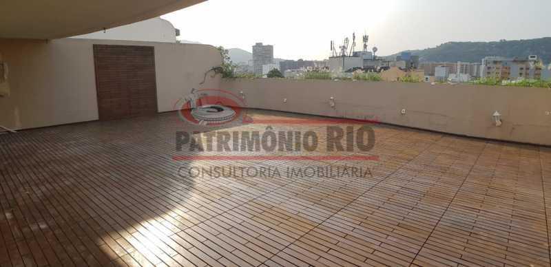 1 - 3quartos com suíte, 2vagas no Condomínio Vila Carioca - PAAP31044 - 26