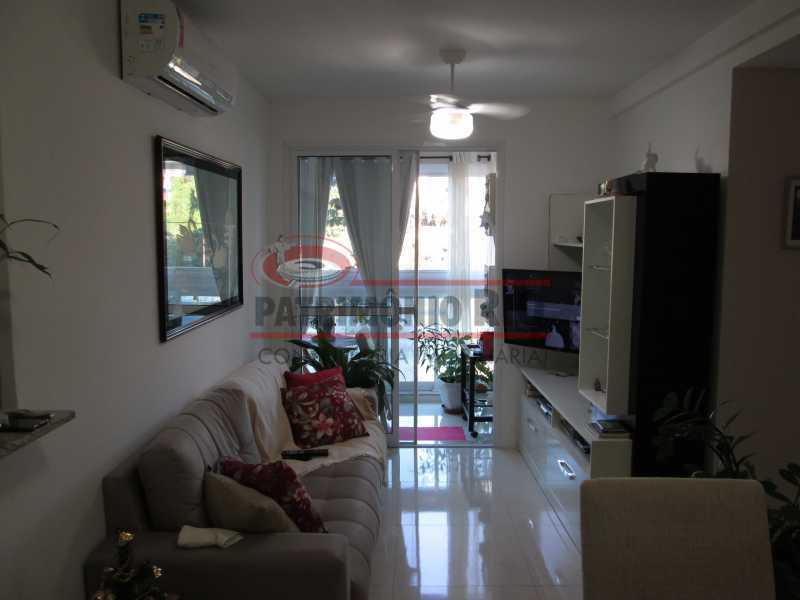 IMG_8479 - Apartamento 3qtos com suíte - Condomínio Village Royal - PAAP31045 - 3