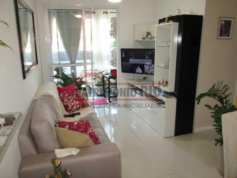 IMG_8480 - Apartamento 3qtos com suíte - Condomínio Village Royal - PAAP31045 - 1