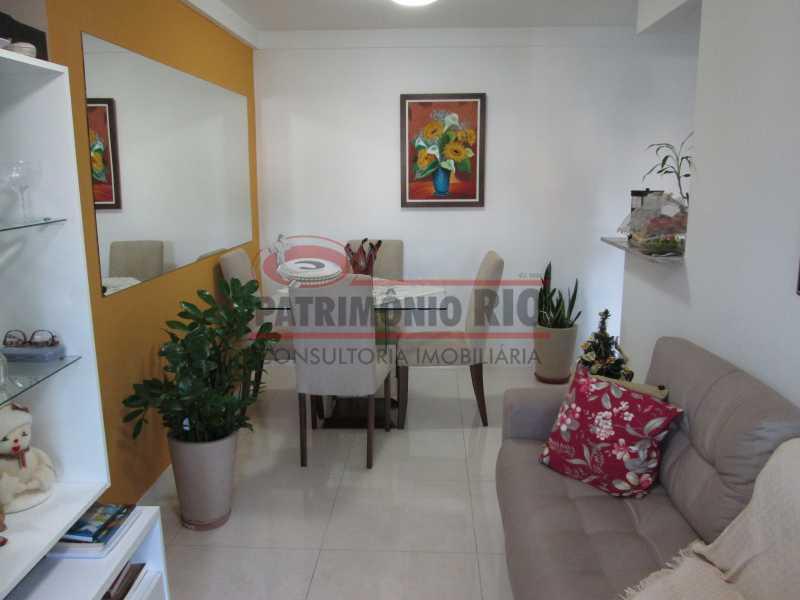 IMG_8481 - Apartamento 3qtos com suíte - Condomínio Village Royal - PAAP31045 - 4