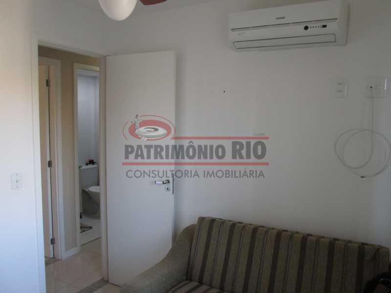 IMG_8490 - Apartamento 3qtos com suíte - Condomínio Village Royal - PAAP31045 - 12