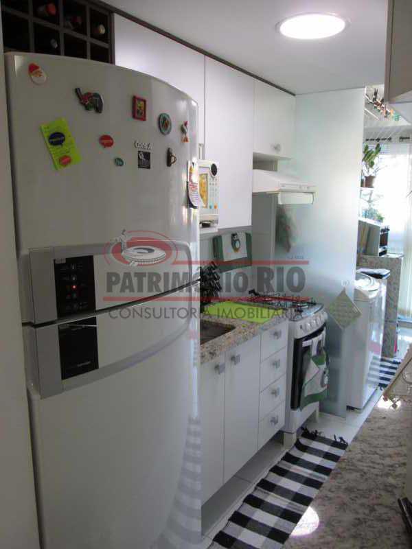 IMG_8502 - Apartamento 3qtos com suíte - Condomínio Village Royal - PAAP31045 - 21