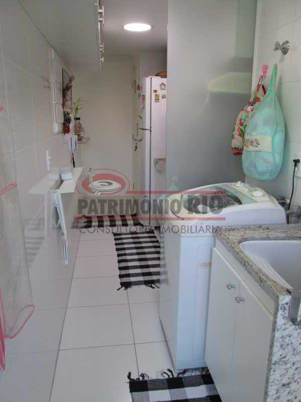 IMG_8504 - Apartamento 3qtos com suíte - Condomínio Village Royal - PAAP31045 - 23