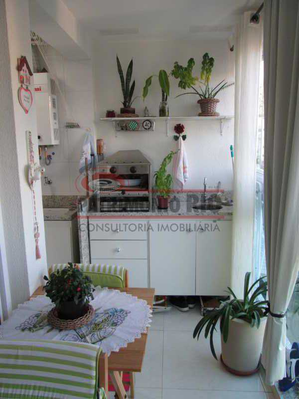 IMG_8505 - Apartamento 3qtos com suíte - Condomínio Village Royal - PAAP31045 - 24