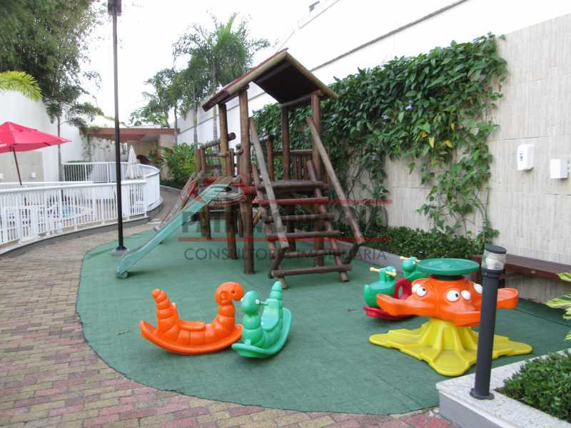 IMG_8512 - Apartamento 3qtos com suíte - Condomínio Village Royal - PAAP31045 - 29
