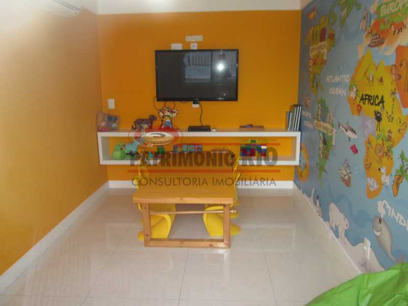 IMG_8514 - Apartamento 3qtos com suíte - Condomínio Village Royal - PAAP31045 - 30