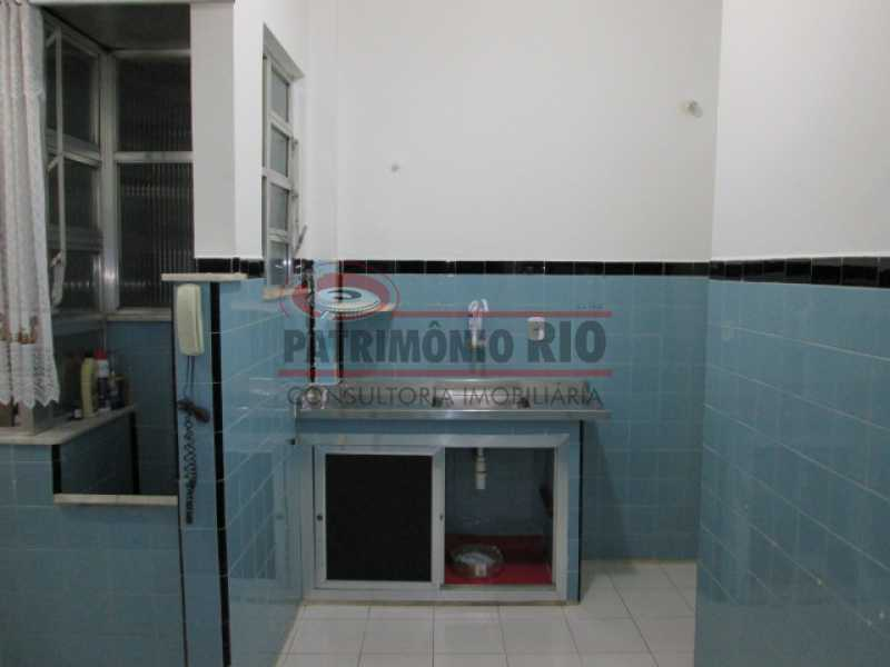 17 - Sala, quarto na Vila da Penha, colado Shopping Carioca - PAAP10468 - 18